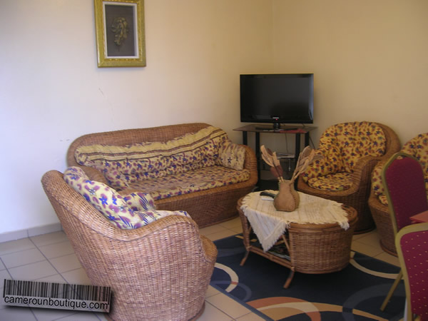 Appartement meubl f3 douala akwa garanti for Appartement meuble douala