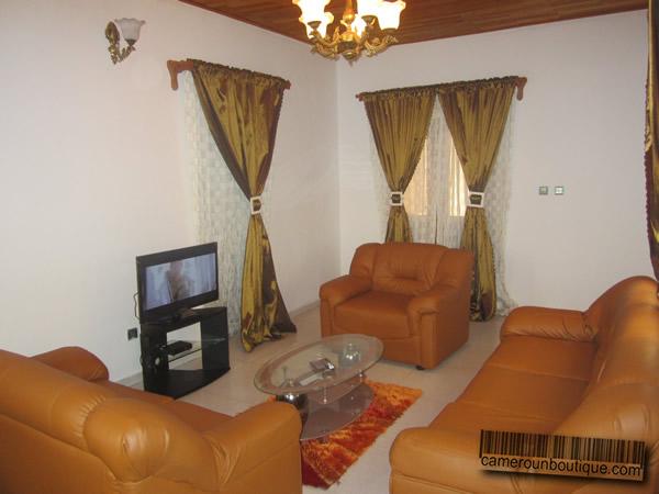 Appartement Meuble 2 Chambres F3 A Yaounde Odza 25 000fcfa J