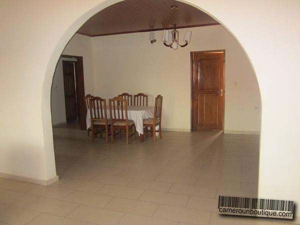 Appartement Meuble 3 Chambres Yaounde Odza 30 000fcfa J