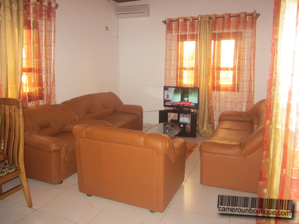 Appartement Meuble 3 Chambres F4 A Yaounde Tropicana 27 500