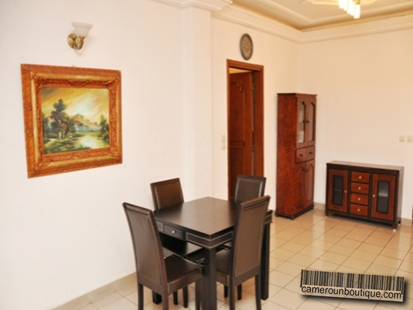 Appartement meubl louer douala akwa for Appartement meuble douala