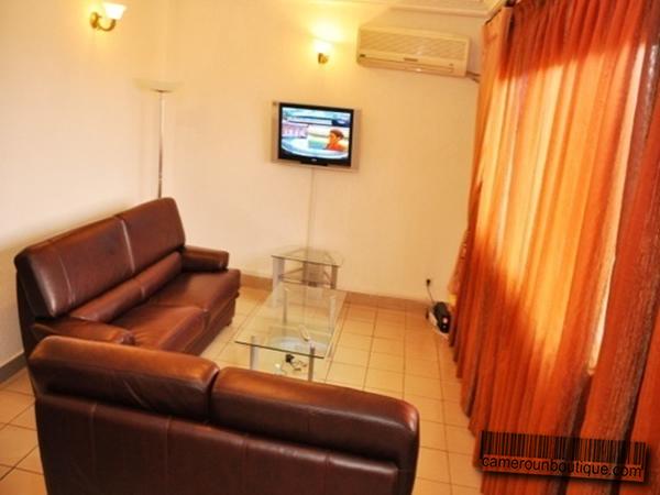 Appartement meubl louer douala akwa for Appartement meuble douala
